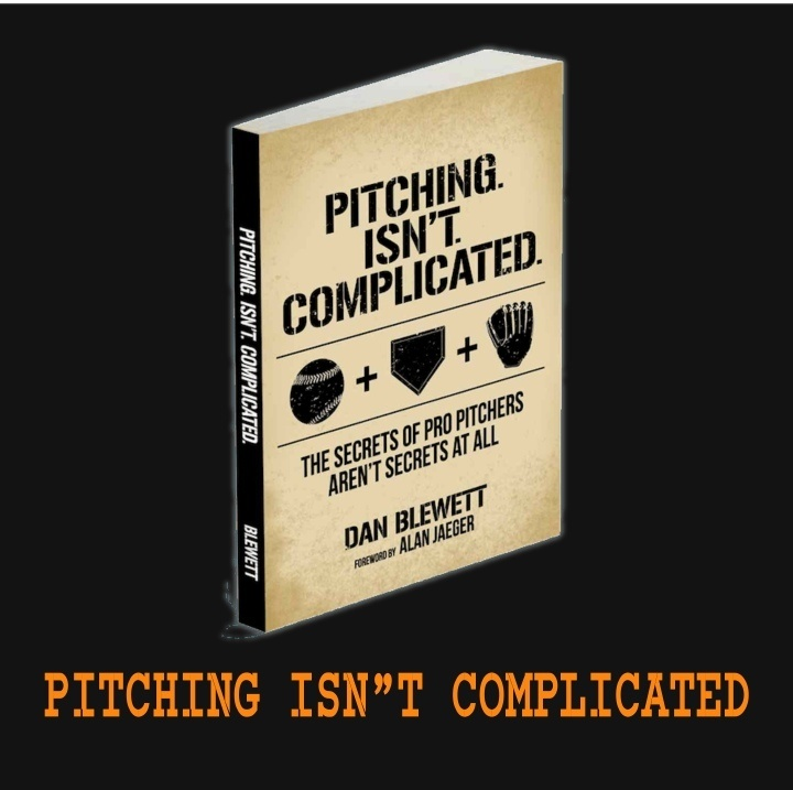 PITCHING ISNT COMPLICATED